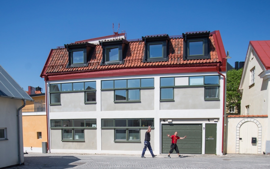 Skölden 18, Visby
