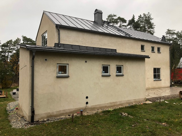 Huset i Gammelgarn går in i slutskedet och kan inom kort lämnas över till nöjd... 3