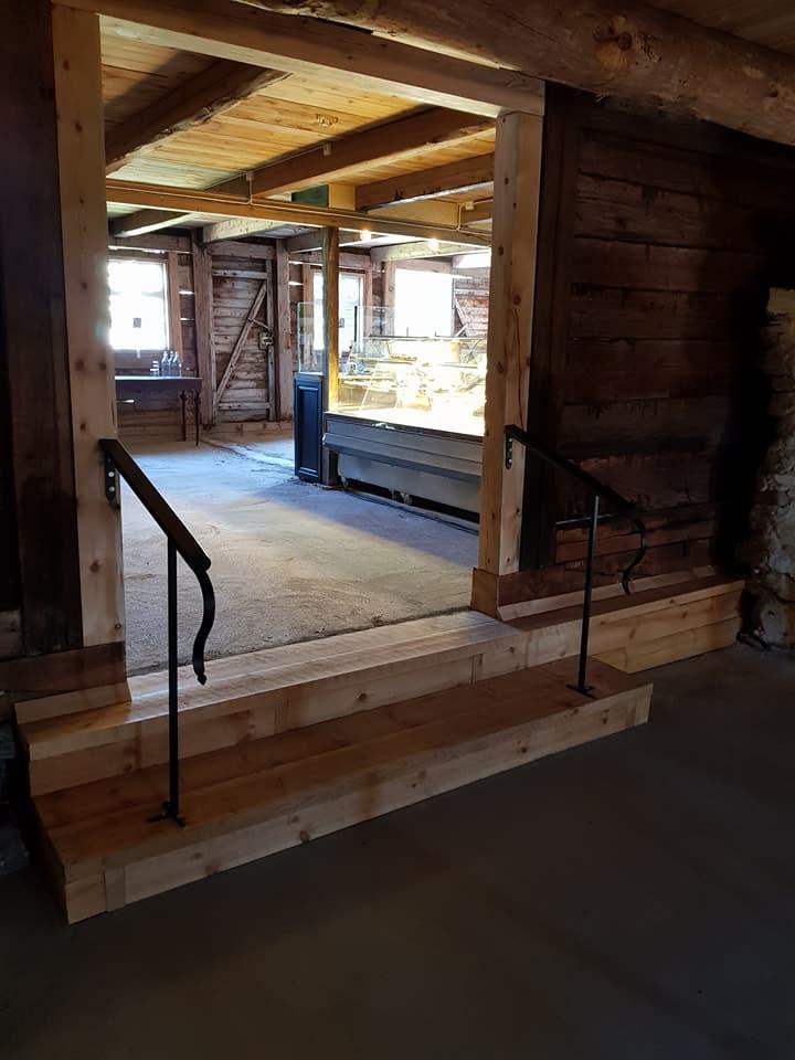Idag har jag varit på invigning av Petesgården Gotlandsbyggen har haft möjli... 4