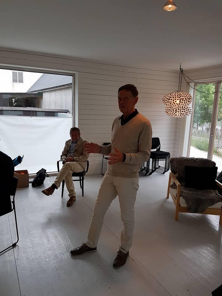 Idag har Gotlandsbyggen och Hemsehem tagit det första  spadtaget för Kv Malajen ... 5