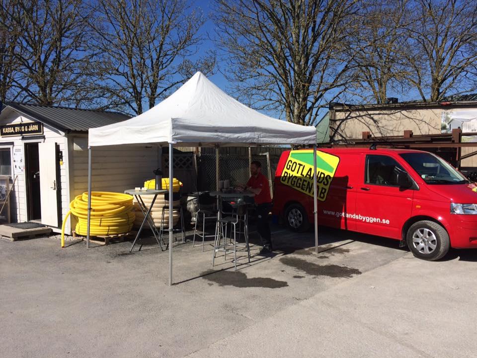 Idag marknadsför vi oss hos XL Svahns i Hemse. Vi bjuder på kaffe och kaka. Vä... 2