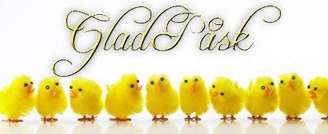 Glad Påsk önskar Gotlandsbyggen alla våra medarbetare och kunder. Vi ses igen ... 1