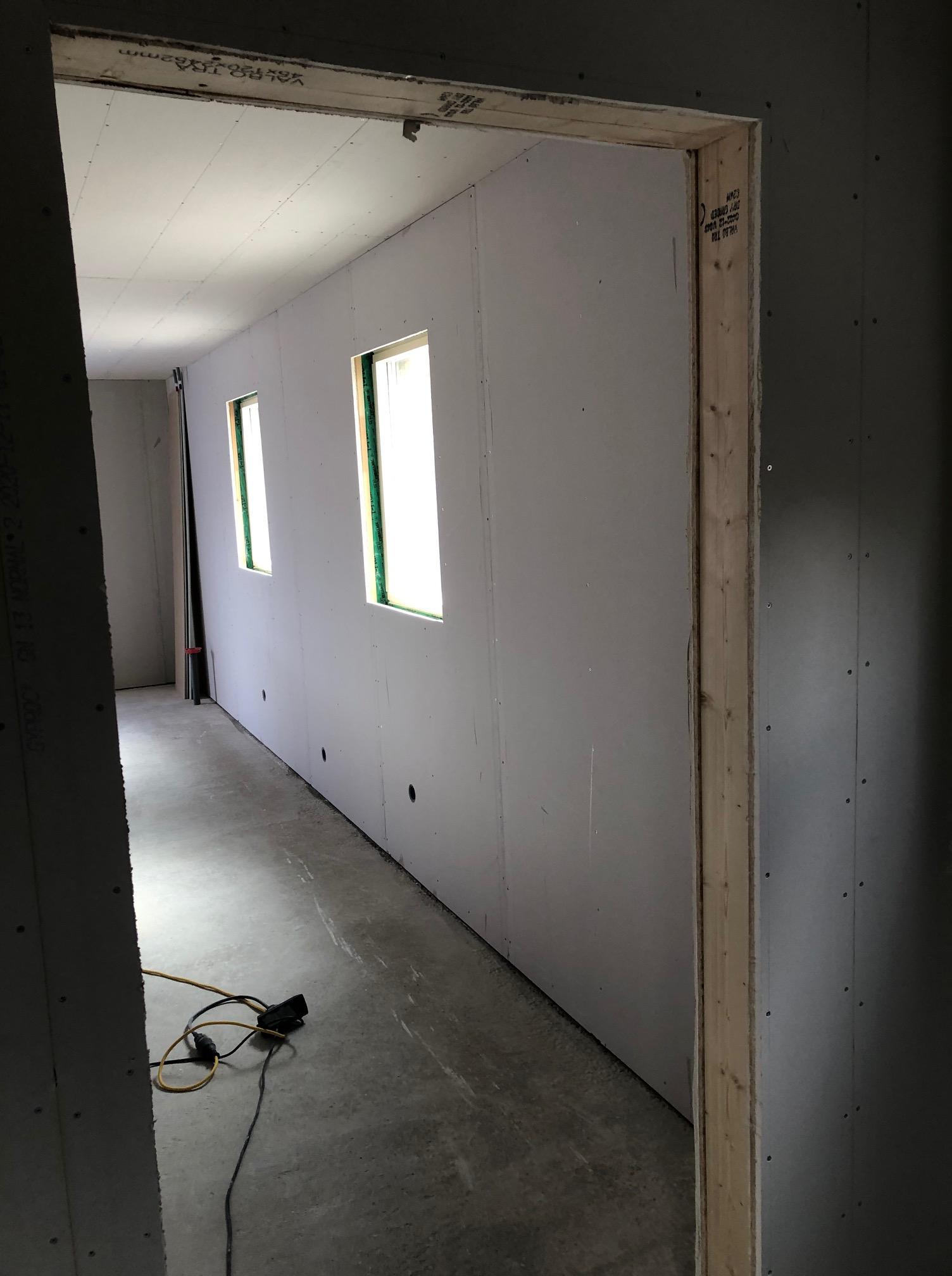 Vi bygger ytterliggare en villa i östergarn denna gång i samarbete med Fiskarhed... 5