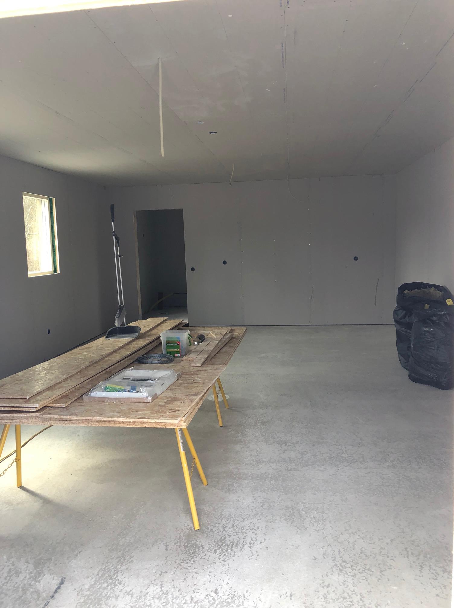 Vi bygger ytterliggare en villa i östergarn denna gång i samarbete med Fiskarhed... 2